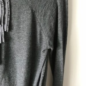 Eddie Bauer Sweaters - EDDIE BAUER CARDIGAN SWEATER L GRAY WOMENS